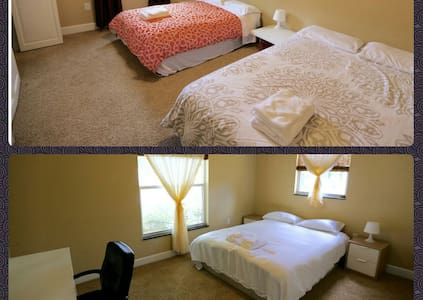 Nice and cheap simple Room Orlando - Orlando - House