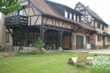 Chambre familiale/ 2 chambres séparées - Uffheim