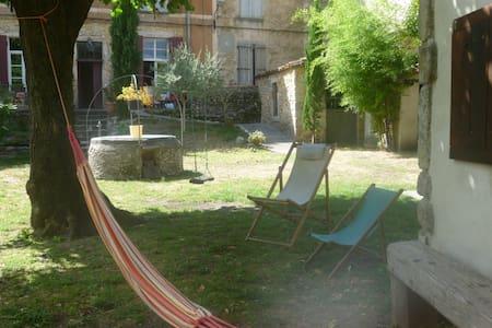 Grand Appartement Plein de Charme - Saint-Jean-du-Gard