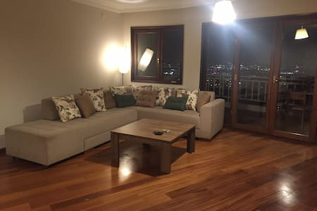 Luxurious 2+1 Flat with Cinema Room in Bilkent 3 - Çankaya - Apartamento