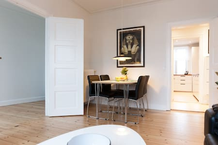 Beautiful apartment whit good location on Frb. - Frederiksberg