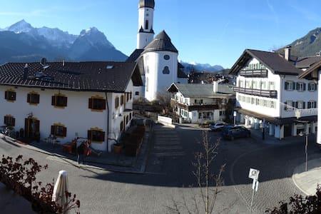 Ferienwohnung Happy Garmisch - Apartment