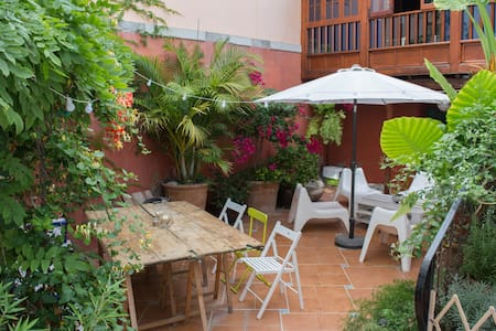 CASA SAN ROQUE - Holiday apartment with patio - Las Palmas de Gran Canaria
