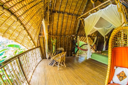 Stay with a Balinese Family in eco-friendly house! - Ubud - Villa