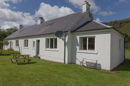 Strathan Cottage, Attadale Estate - Hus