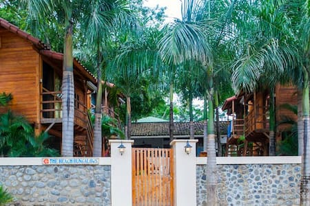 Beach bungalows   Bungalow #1 of 4