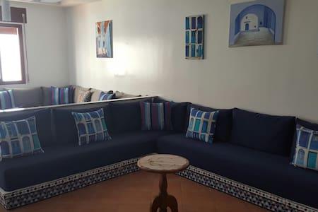 bel appartement méditerannéen - Apartament