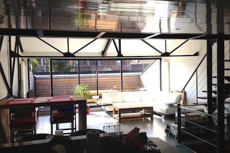 Magnifique loft proche hyper centre de Lille. - HELLEMMES LILLE