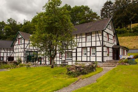 Idyllisches Eifel Rurhaus - Simmerath
