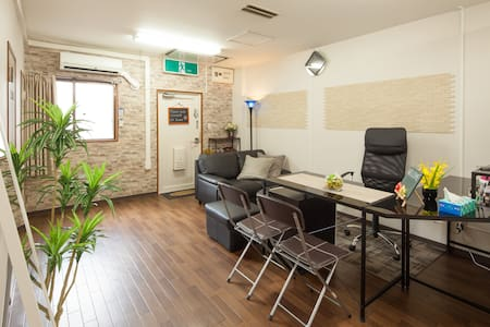 1 minute walk from Higashi-Omiya station. - Apartment