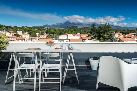 Terrace Etna - Nicolosi