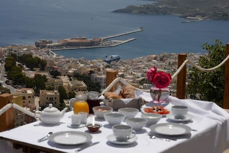 The Rock, Wind Tales of Syros - Apartment