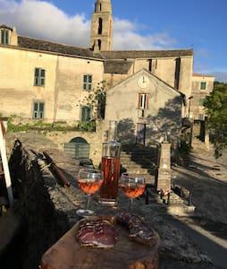 chambres dans maison de village - Santa Lucia Di Mercurio