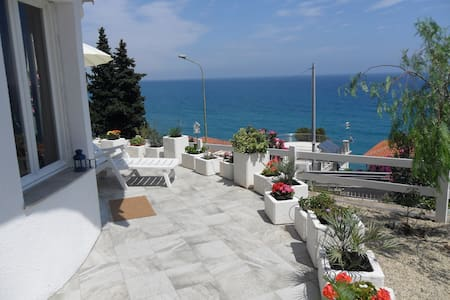 Breathtaking sea view / Vista mare - Talo