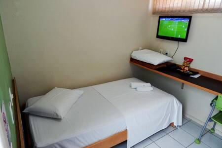 Conforto e qualidade para um sono tranquilo. - Sala sypialna