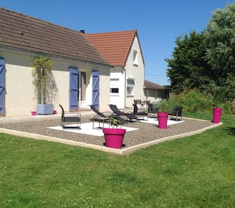 chambres d'hôtes harmony - Bed & Breakfast