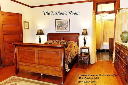 Arcadia Academy Bed and Breakfast - Bed & Breakfast