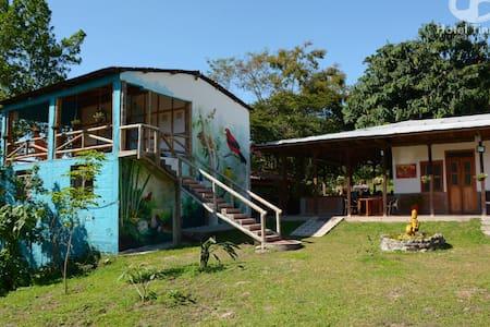 Hotel Tinamú Birding Nature Reserve - Szoba reggelivel