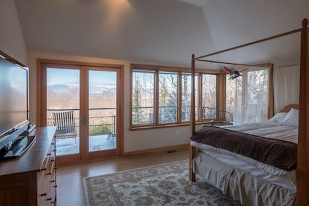 Canopy Master Suite - House