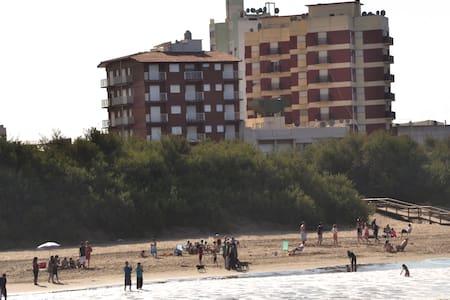 Departamento En Santa Teresita 3 Amb Frente Al Mar - Apartment