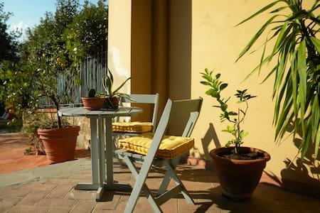Sun Room in Residence Montalalbano - Firenze - Villa