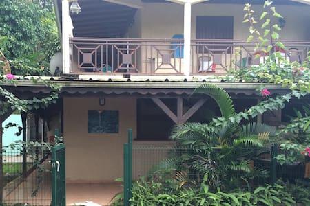 Bas de villa type T2 tout confort - Lejlighed