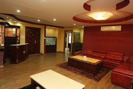Fabulous / contemp 3BHK PentHouse - Kathmandu - Apartment