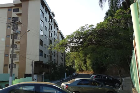 Recanto Serrano dos Oliveiras - Serra Negra - Apartamento