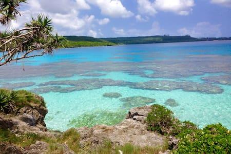 B & B on Maré island - Wabao - Ev