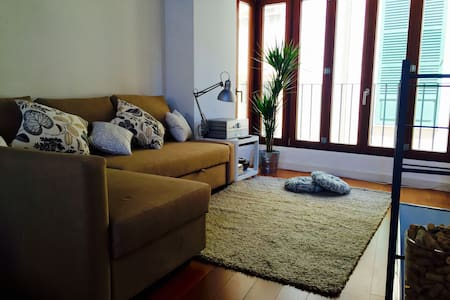 Loft with terrace in old town Palma city center - Palma