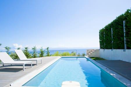 Crystal Sea Villa || Pool, Kanistro, GR - Villa