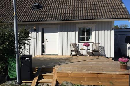 Comfortable central family house - Grebbestad