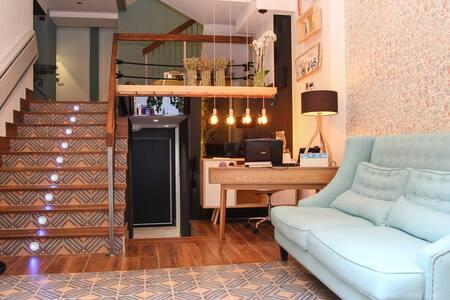 Habitacion doble con baño - Bed & Breakfast