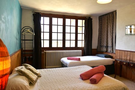 Cosi's Home - Chambre Egypte - Bed & Breakfast