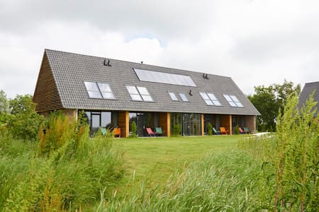 Groupaccommodation 20p Friesland - Maison
