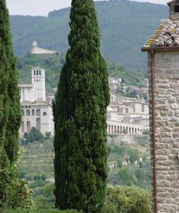 Italian Villa - The Torre - Borgo Colderba - Asís - Villa