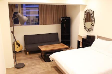 Brand new Apt, MRT 1min, Taipei ctr - 新店區 - Apartment