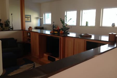 Coastal forest custom home with garden setting - Bandon - Alojamento ecológico