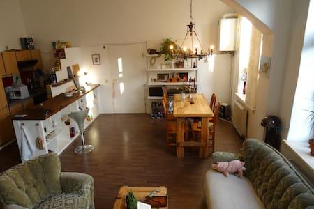 Großzügiges Studio in ruhiger Lage - Lakás