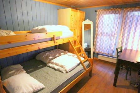The Blue Room in Beitostølen - Øystre Slidr - Apartment