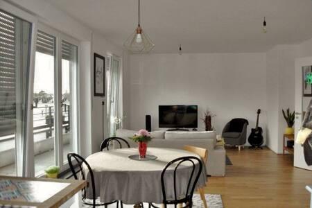 Exklusive Wohnung - Münih - Daire