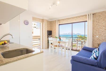 Marga A- Piso frente al mar - Can Picafort - Apartamento