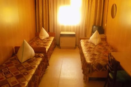 Койко-место в бюджетном номере - Bed & Breakfast