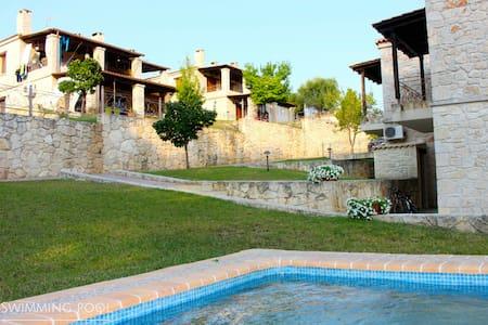 NEW picturesque home in Elani - Rumah