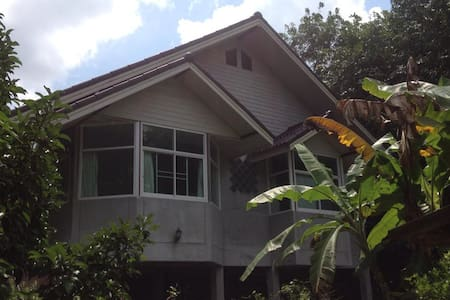 House for rent in tranquil location - Nakhon Si Thammarat
