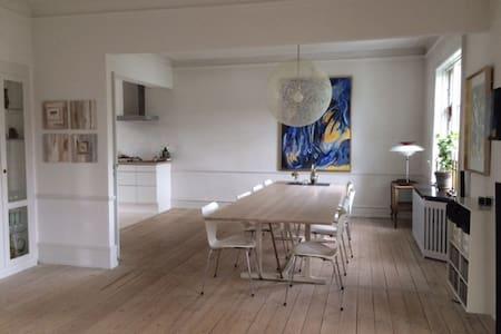 Hyggeligt hus tæt på København, strand og skov - Gentofte - Villa