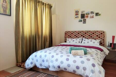 Private room in a cozy apartment - Lägenhet