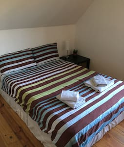 Bright and quiet double room - Clonakilty - Haus