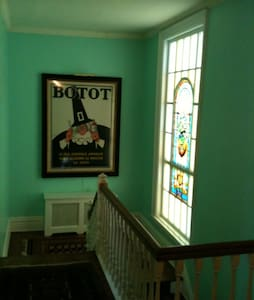 Private Room in a Historical Mini Mansion - Long Beach - Casa