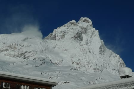 3 Bedrooms in the heart of Cervinia - Apartment
